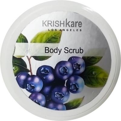 Krishkare Wild Berries Body  Scrub