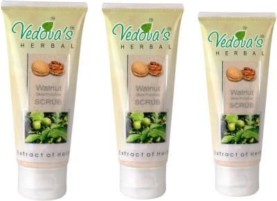 Vedova,S Herbal Care Walnut  Scrub