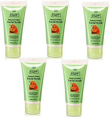 Jovees Facial- Papaya & Honey Scrub