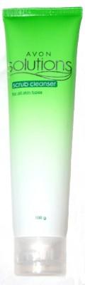 Avon solutions cleanser Scrub(100 g)