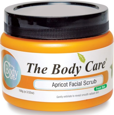 The Body Care Apricot Facial Scrub