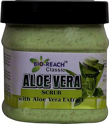 Bio-Reach Aloe Vera Face  Scrub