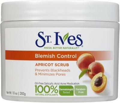 St. Ives Blemish Control Scrub