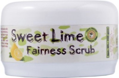 Adidev Herbals Sweet Lime Fairness Facial Scrub