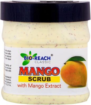 BIO REACH MANGO SCRUB (500ML) Scrub