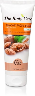 The Body Care Almond 125g(Price Includes Shipping Charges) Scrub
