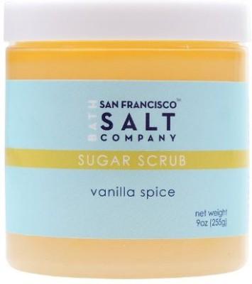 San Francisco Bath Salt Company white sugar scrub - vanilla spice Scrub