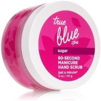 Bath & Body Works true blue spa 60-second manicure hand scrub Scrub