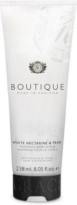 BOUTIQUE WHITE NECTARINE & PEAR Scrub