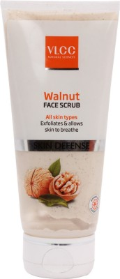 VLCC Walnut Face  Scrub