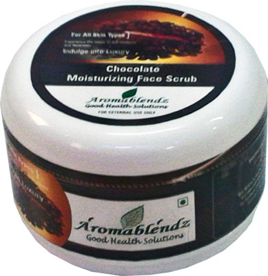Aromablendz Rich Chocolate Face  Scrub