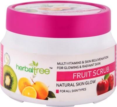Herbal Tree Fruit  Scrub