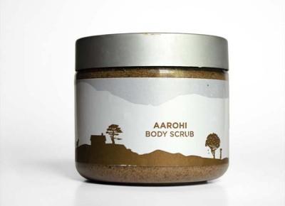 Aarohi Apricot Exfoliating & Moisturizing Body  Scrub