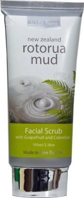 WILD FERNS Rotorua Mud Facial with Grapefruit & Calendula Scrub