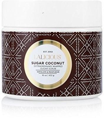 Lalicious sugar coconut sugar scrub Scrub