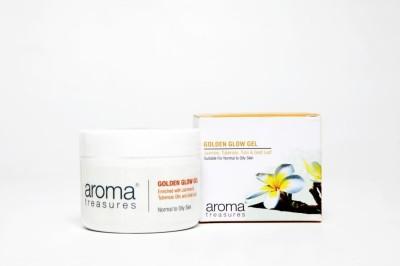 Aroma Treasures Golden Glow Gel Scrub