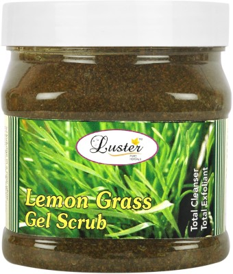 Luster Lemon Grass Gel Scrub