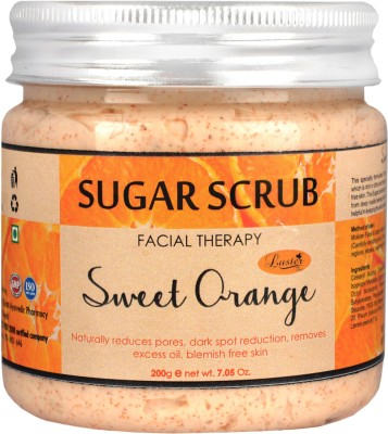 Luster Sweet Orange Sugar Scrub