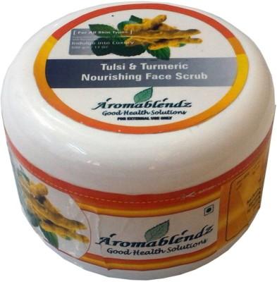 Aromablendz Tulsi & Turmeric Skin Glow Scrub