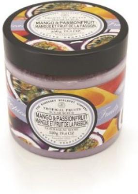Tropical Fruits mango & passionfruit sugar scrub Scrub(550 g)