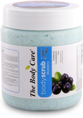 the body care Blueberry Scrub