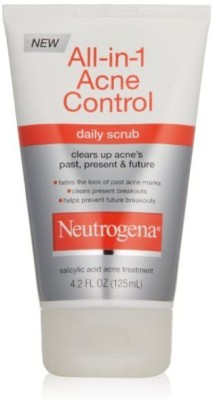 Neutrogena Acne Control Daily  Scrub