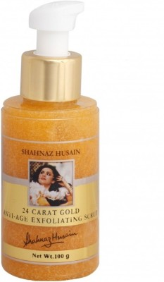 Shahnaz Husain 24 Carat Gold Scrub