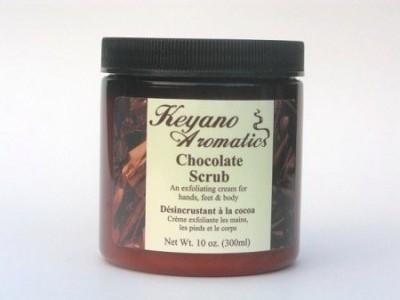 Keyano aromatics chocolate scrub Scrub