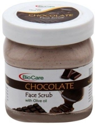 Biocare Face Scrub Chocolate Scrub