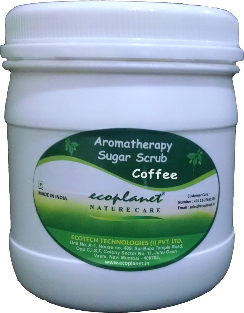 Ecoplanet Aromatherapy Sugar Base Coffee Scrub(1000 g)