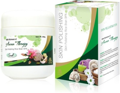 Vania Skin Polishing Rice Bran Spa Scrub