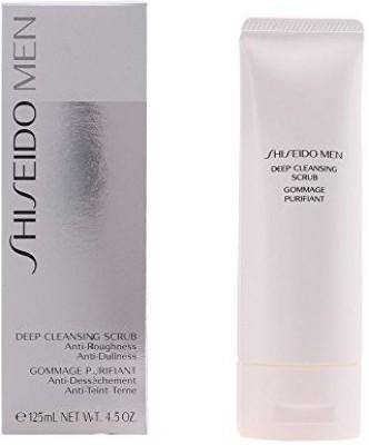 Shiseido men deep cleansing scrub for men Scrub