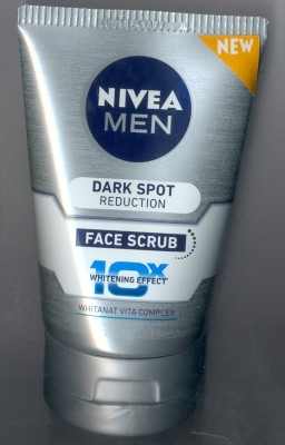 Nivea Men Dark Spot Reduction Face Wash  Scrub