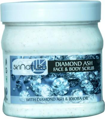 Skinatura diamond ash face & body cream Scrub(500 ml)