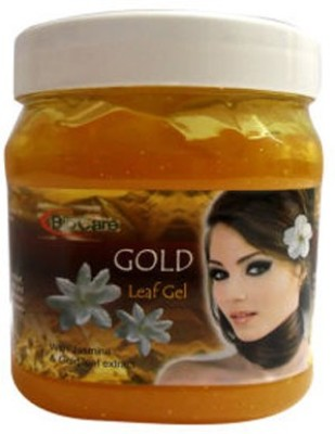 Biocare Gold Leaf Gel Scrub