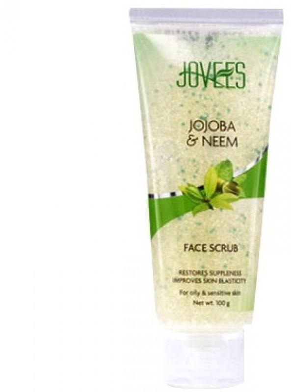 Jovees Jojoba & Neem Face Scrub(100 g)