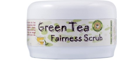 Adidev Herbals Green Tea Fairness Scrub