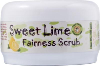 Adidev Herbals Sweet Lime Fairness Scrub