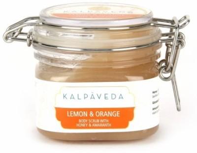 Kalpaveda Lemon & Orange Body  Scrub