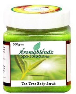 Aromablendz Tea Tree Body Scrub