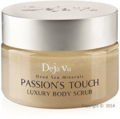 Deja Vu Cosmetics deja vu dead sea body salt scrub passion touch Scrub