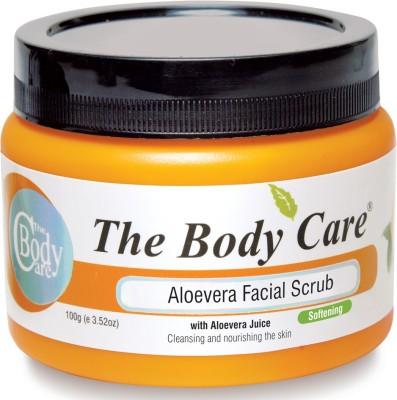The Body Care Aloevera Facial Scrub