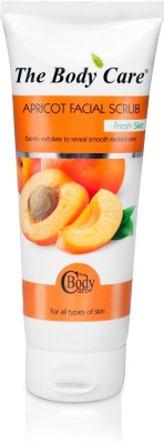 The Body Care Apricot 125g(Price Includes Shipping Charges) Scrub