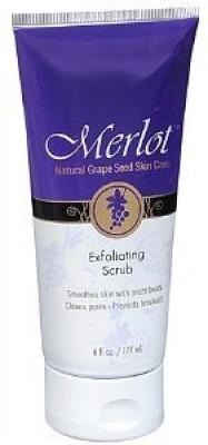 Merlot exfoliating scrub 6 fl oz (177 ml) Scrub