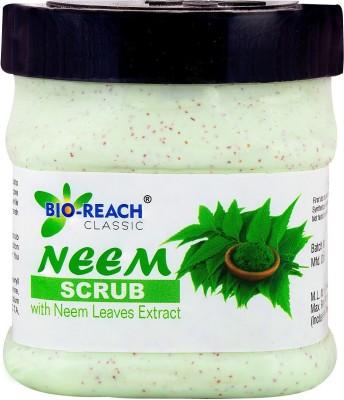 BIO REACH Neem  Scrub