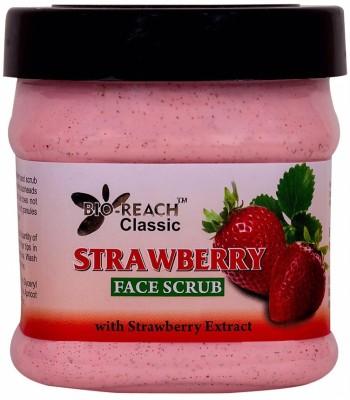 Bio Reach Strawberry  Scrub