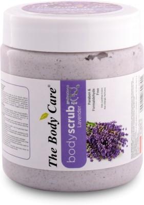 the body care Lavender Scrub