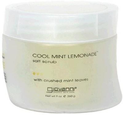 Giovanni Cosmetics giovanni salt scrub Scrub