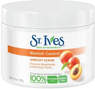 St. Ives apricot scrub naturally clear Scrub