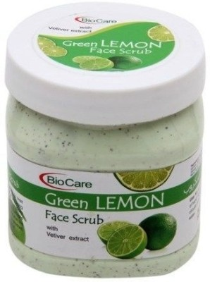Biocare Face Scrub Green Lemon Scrub